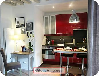 Vacation Rental (and B&B) Bievres 6