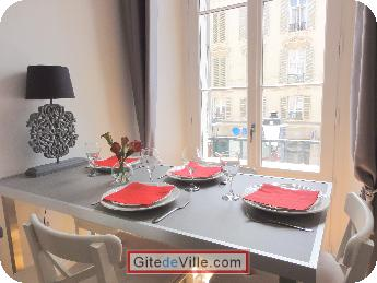 Self Catering Vacation Rental Versailles 5