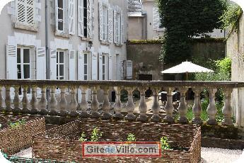 Gîte (et Chambre d'Hôte) Blois 12