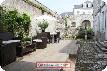 Gîte (et Chambre d'Hôte) Blois 11