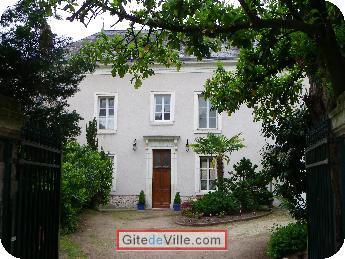 Gîte (et Chambre d'Hôte) Blois 5