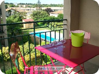 Self Catering Vacation Rental Carcassonne 3