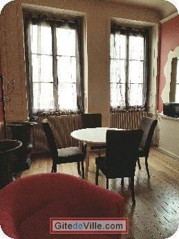 Self Catering Vacation Rental Lons_le_Saunier 4