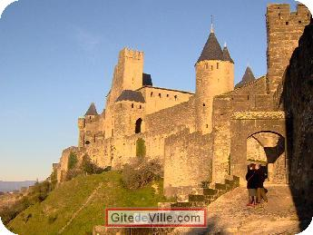 Self Catering Vacation Rental Carcassonne 16