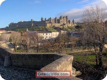Self Catering Vacation Rental Carcassonne 11