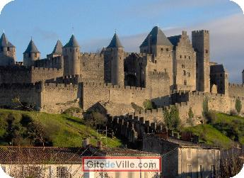 Self Catering Vacation Rental Carcassonne 13