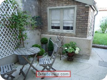 Vacation Rental (and B&B) Reims 5