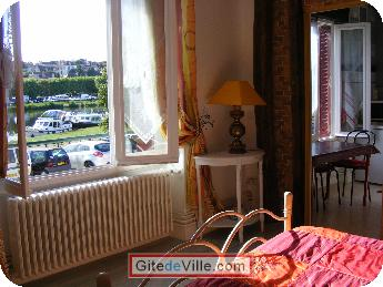 Self Catering Vacation Rental Auxerre 2