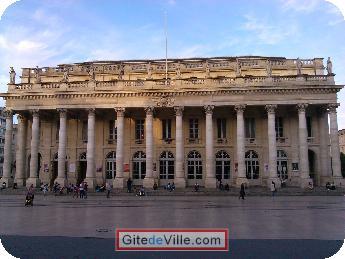 Gîte Bordeaux 3