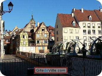 Self Catering Vacation Rental Colmar 10