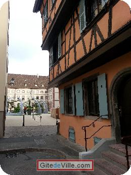 Self Catering Vacation Rental Colmar 2