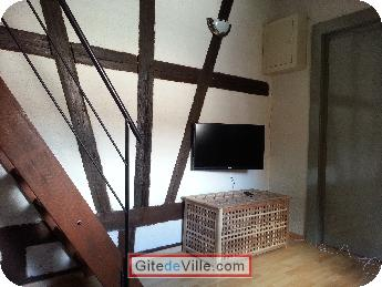 Self Catering Vacation Rental Colmar 13