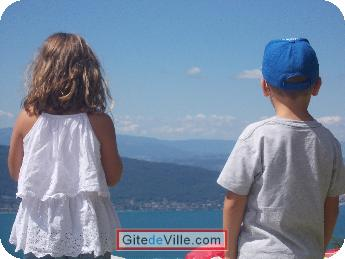 Vacation Rental (and B&B) Dingy_Saint_Clair 6