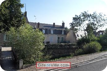 Self Catering Vacation Rental Bourges 3