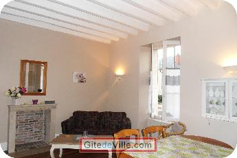 Self Catering Vacation Rental Bourges 5