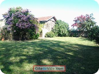 Self Catering Vacation Rental Martillac 7