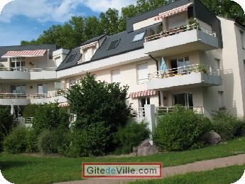 Self Catering Vacation Rental Strasbourg 9
