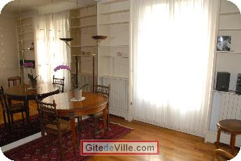 Self Catering Vacation Rental Fontenay_sous_Bois 1