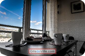 Self Catering Vacation Rental Caluire_et_Cuire 12