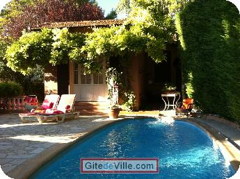 Self Catering Vacation Rental Aix_en_Provence 6