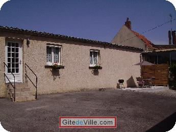 Self Catering Vacation Rental Argoeuves 2