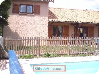 Self Catering Vacation Rental Chaponost 13