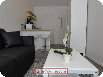 Self Catering Vacation Rental Lille 1