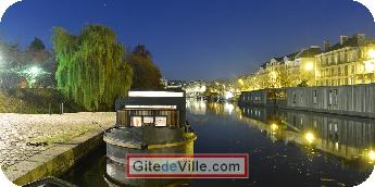Self Catering Vacation Rental Nantes 5