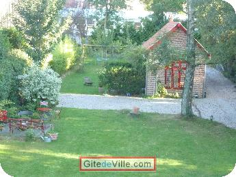 Self Catering Vacation Rental Villeneuve_d_Ascq 8