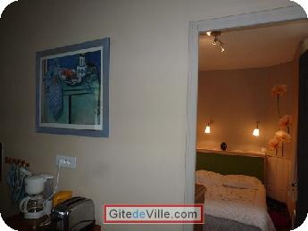 Self Catering Vacation Rental Villeneuve_d_Ascq 7