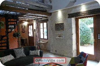 Vacation Rental (and B&B) Joue_les_tours 11
