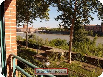 Self Catering Vacation Rental Toulouse 8