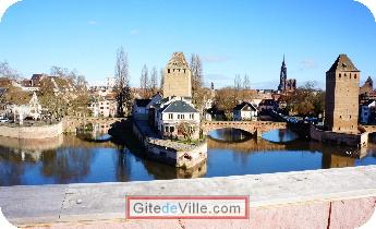 Gîte Strasbourg 2