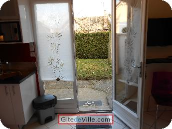 Self Catering Vacation Rental Sotteville_les_Rouen 5