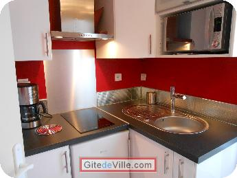 Self Catering Vacation Rental Sotteville_les_Rouen 2