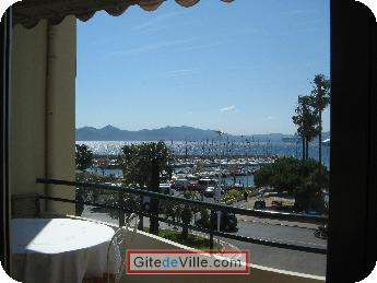 Gîte Cannes 4