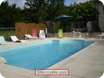Self Catering Vacation Rental Creysse 11