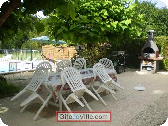 Self Catering Vacation Rental Creysse 10
