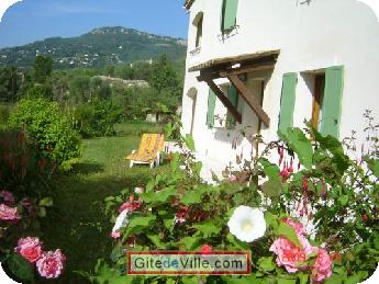Self Catering Vacation Rental Le_Bar_sur_Loup 1