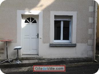 Self Catering Vacation Rental Vernou_sur_Brenne 2