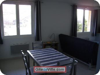 Self Catering Vacation Rental Saint_Etienne 5