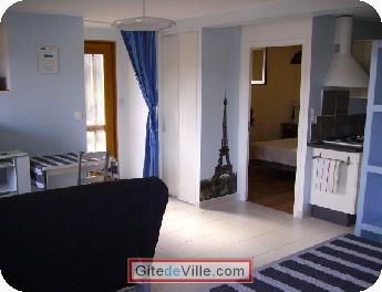 Self Catering Vacation Rental Saint_Etienne 7