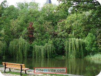Self Catering Vacation Rental Fontaine_Les_Dijon 2