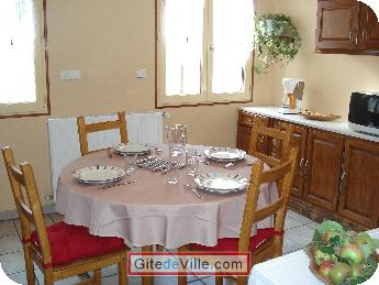 Self Catering Vacation Rental Fontaine_Les_Dijon 3