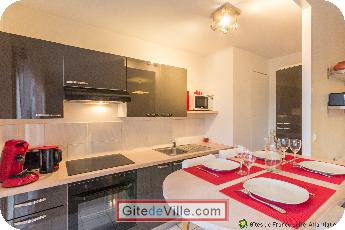 Self Catering Vacation Rental Nantes 12