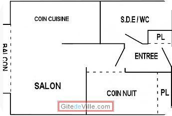 Gîte Nantes 9