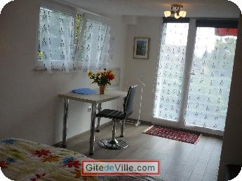 Self Catering Vacation Rental Breuschwickersheim 11