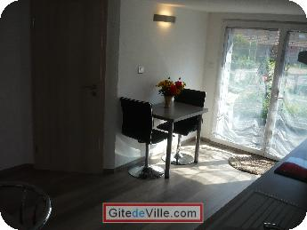 Self Catering Vacation Rental Breuschwickersheim 3