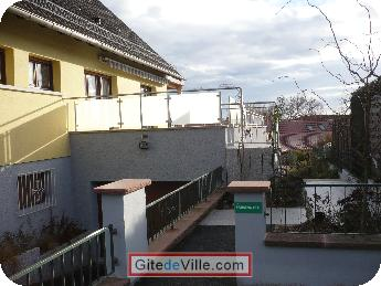 Self Catering Vacation Rental Breuschwickersheim 2