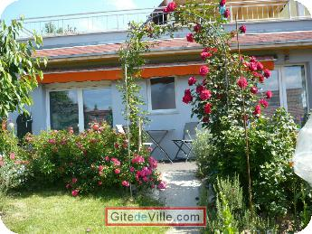 Self Catering Vacation Rental Breuschwickersheim 12